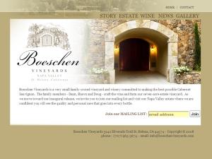 Boeschen Winery